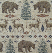 OTTAWA WILDLIFE FABRIC