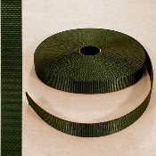 "1"" FOREST NYLON WEBBING"