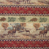DEER VALLEY WILDLIFE TAPESTRY