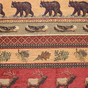 FRONTIER WILDLIFE TAPESTRY