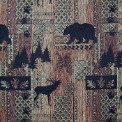 BRENTWOOD WILDLIFE FABRIC